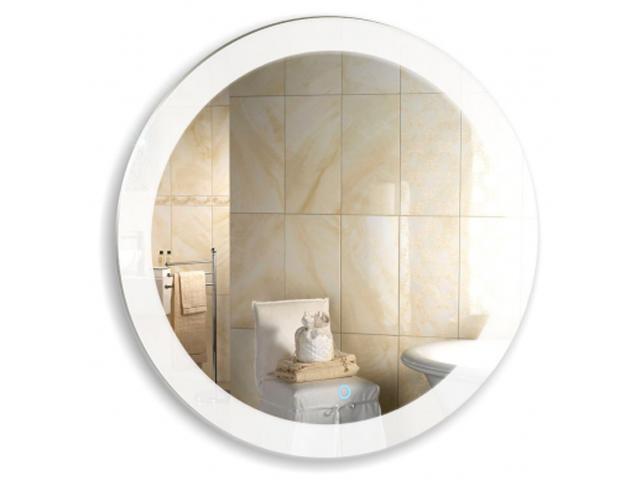 Зеркало Mixline Перла d-770mm Sensor switch 530908 ла перла дивина цена