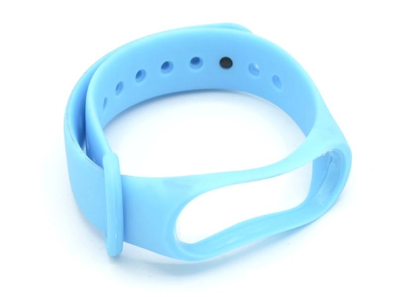 Aксессуар Ремешок Innovation для Mi Band 3/4 Light Blue 16419