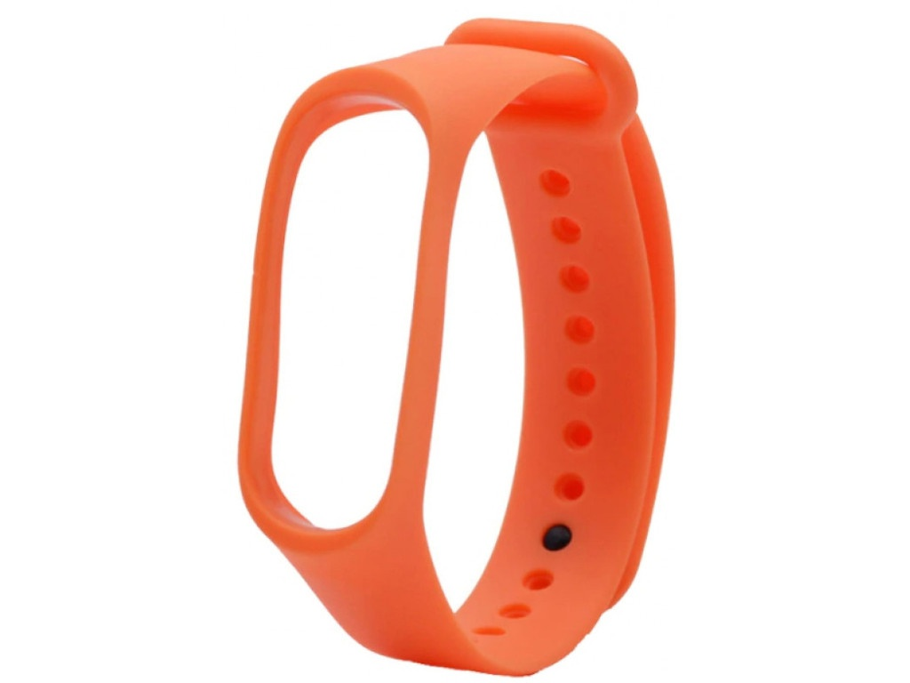 Aксессуар Ремешок Innovation для Mi Band 3/4 Orange 15216