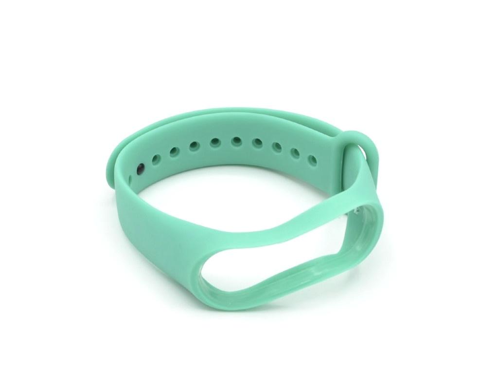 Aксессуар Ремешок Innovation для Mi Band 3/4 Turquoise 16420