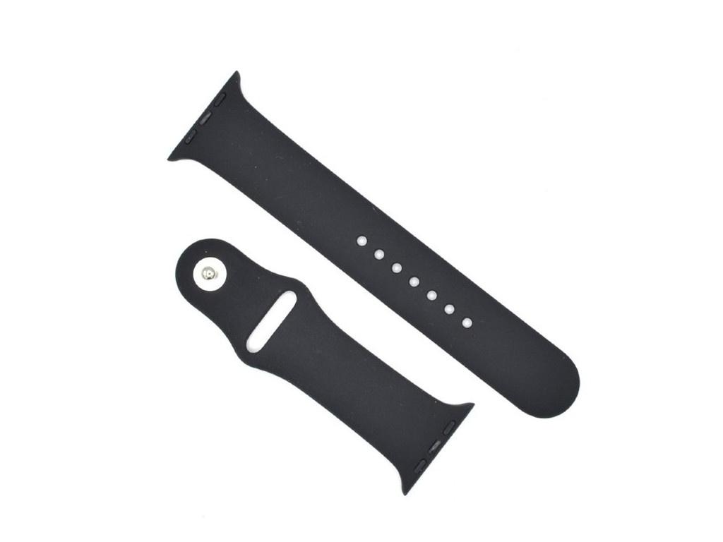 Аксессуар Ремешок Innovation для APPLE Watch 42/44 Black 14999