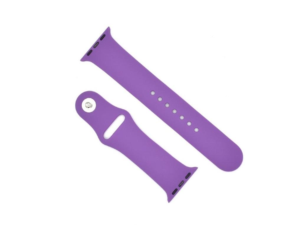 Аксессуар Ремешок Innovation для APPLE Watch 42/44 Violet 15007