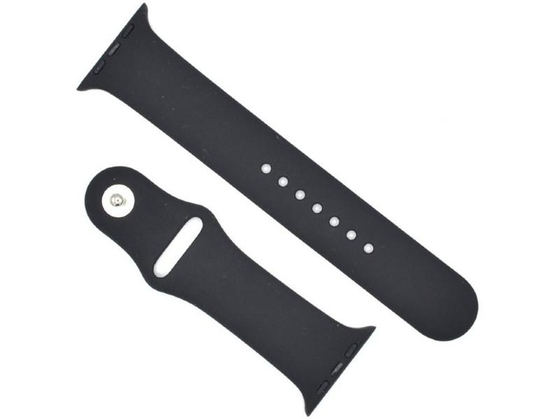 Аксессуар Ремешок Innovation для APPLE Watch 38/40 Black 14998
