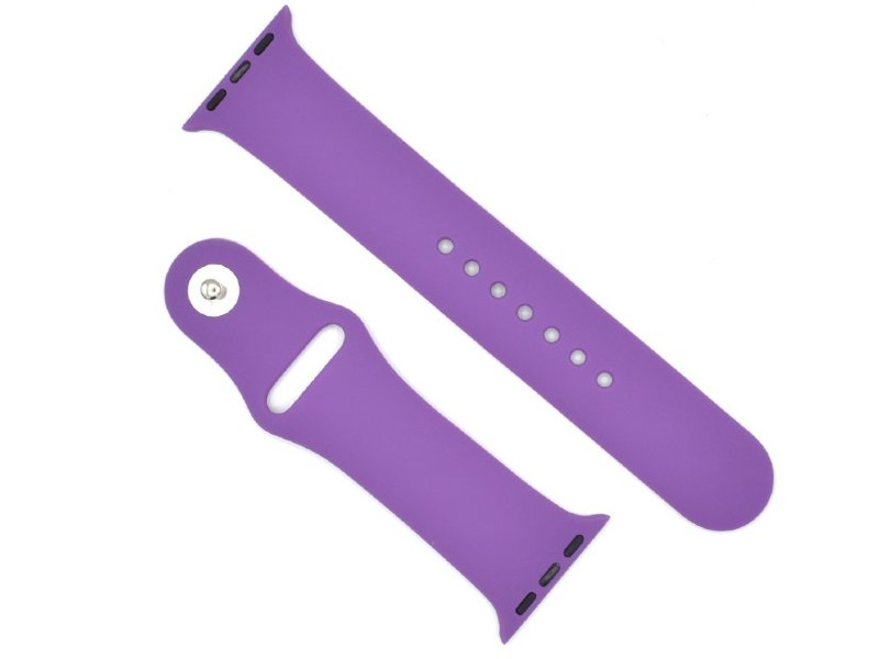 Аксессуар Ремешок Innovation для APPLE Watch 38/40 Violet 15006