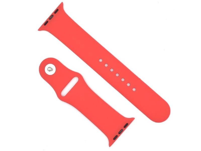 Аксессуар Ремешок Innovation для APPLE Watch 38/40 Red 15016