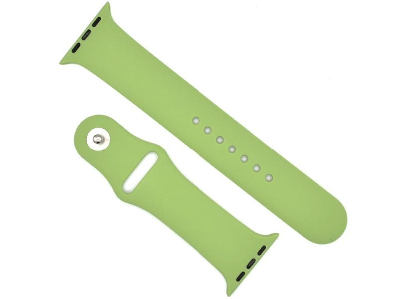 Аксессуар Ремешок Innovation для APPLE Watch 38/40 Green 15014
