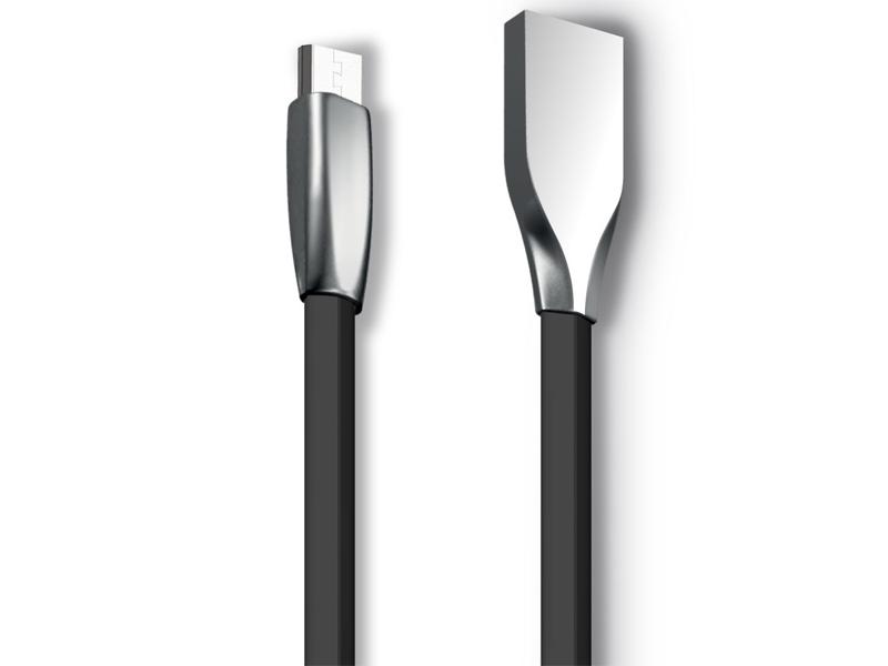 Аксессуар Ginzzu USB - MicroUSB 1m GC-406B