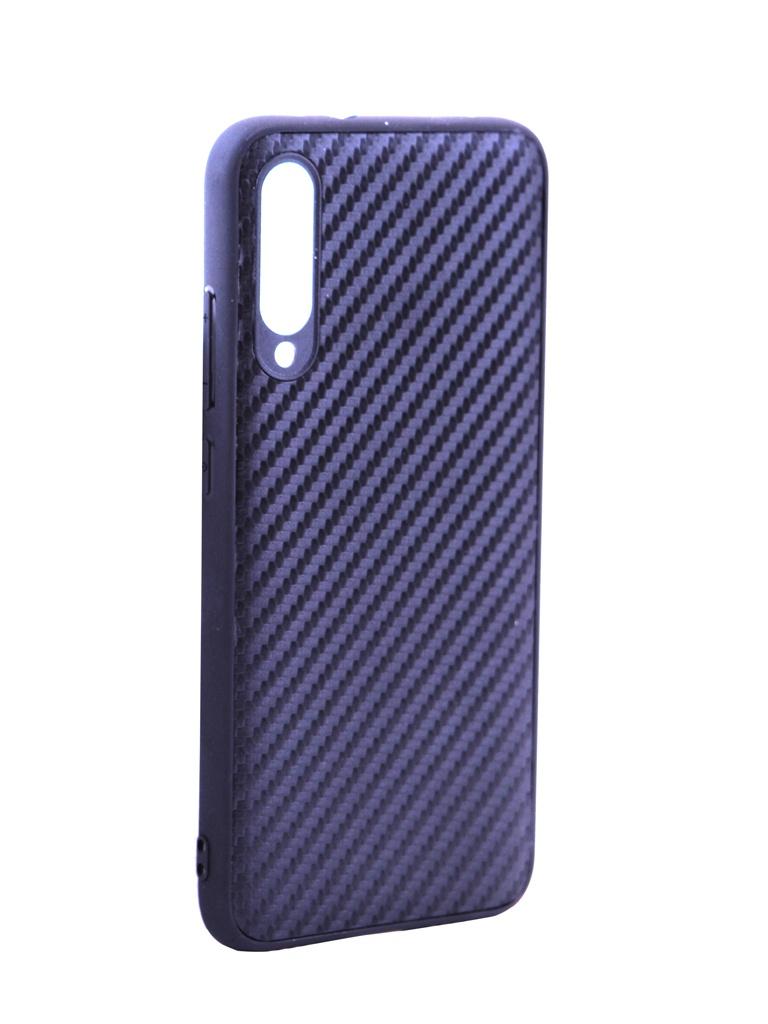 Чехол G-Case для Xiaomi Mi A3 / CC9e Carbon Black GG-1128