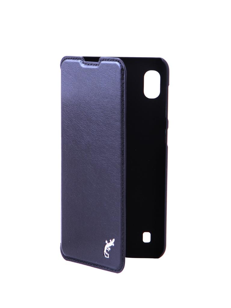 Чехол G-Case для Samsung Galaxy Note 10+ Carbon Black GG-1131