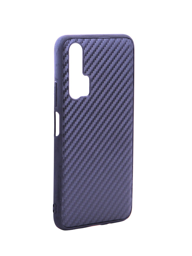 Чехол G-Case для Huawei Honor 20 Pro Carbon Black GG-1132