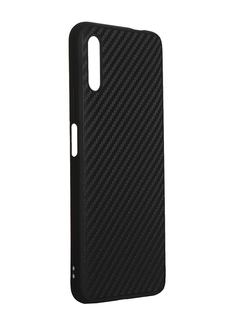 Аксессуар Чехол G-Case для Huawei Honor 9X Carbon Black GG-1133