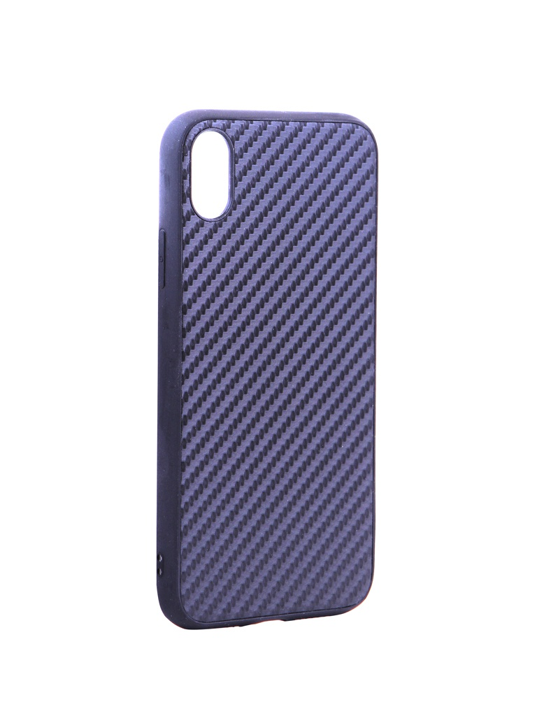 Аксессуар Чехол G-Case для APPLE iPhone XR Carbon Black GG-1134
