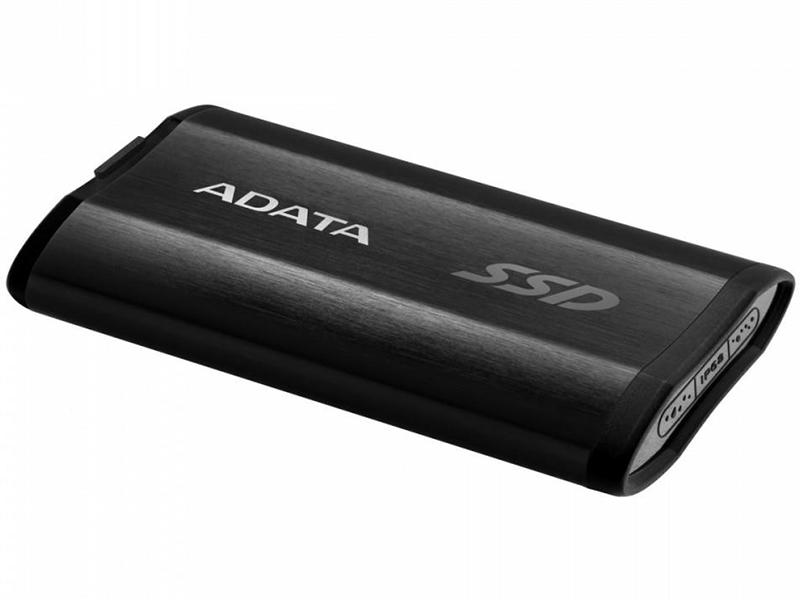Фото - Твердотельный накопитель A-Data SE800 512Gb Black ASE800-512GU32G2-CBK внешний диск ssd a data se800 512гб синий [ase800 512gu32g2 cbl]