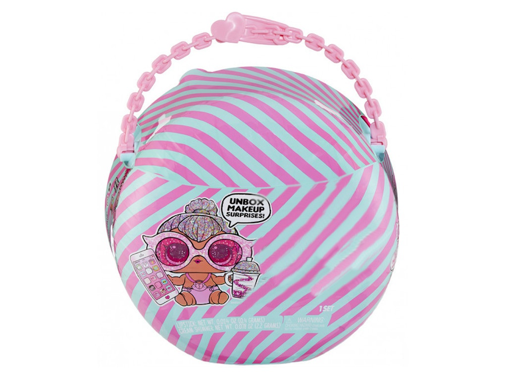 Кукла MGA Entertainment в шаре LOL Surprise Ooh La Baby Lil Kitty Queen, 562474