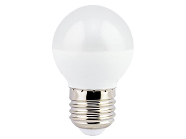 Лампочка Ecola Globe LED Premium 5.4W G45 220V E27 2700K шар K7QW54ELC