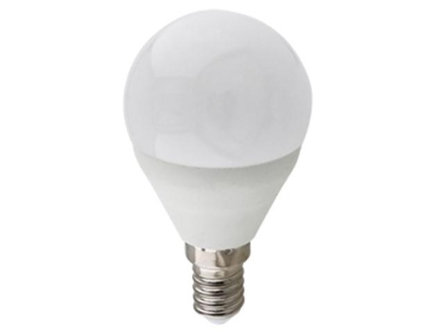 Лампочка Ecola Globe LED Premium 10W G45 220V E14 4000K шар K4QV10ELC