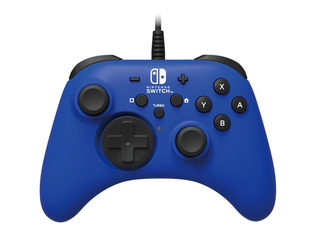 Геймпад Hori Horipad Blue NSW-155U для Nintendo Switch