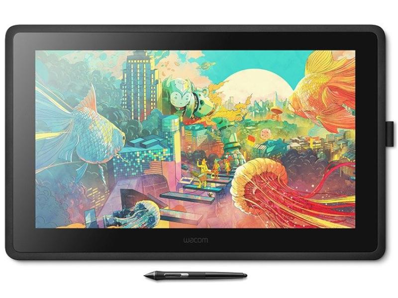 Графический планшет Wacom Cintiq 22 DTK2260K0A