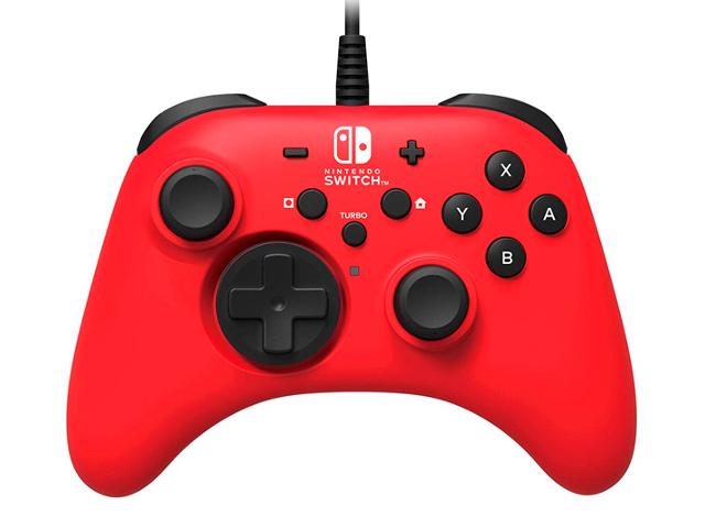 Геймпад Hori Horipad Red NSW-156U для Nintendo Switch nintendo switch pro геймпад