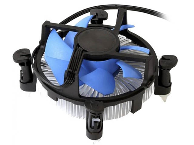 Кулер AeroCool BAS B9SP (Intel LGA 1156/1155/1150/1151) 4718009158313