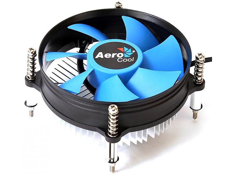 Кулер AeroCool BAS B9 (Intel LGA 1156/1155/1150/1151) 4713105962901