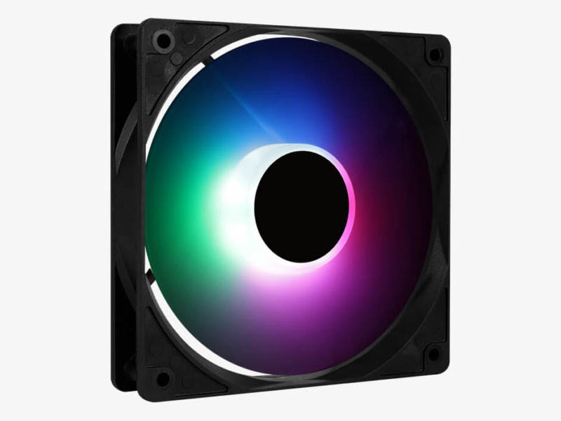 Вентилятор AeroCool Frost 12 120mm RGB Led 4718009158078
