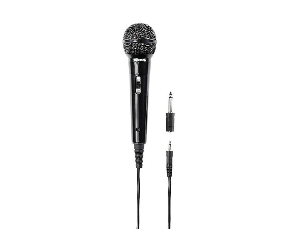 Микрофон Thomson M135 Black 00131592
