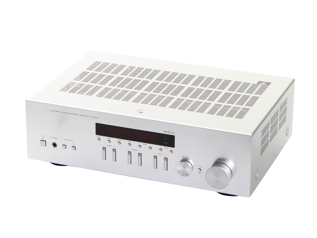 Усилитель Yamaha R-N303 Silver
