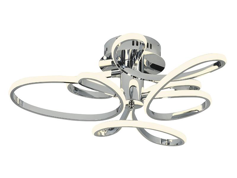 Светильник Ambrella FL336/3 CH 78W D600