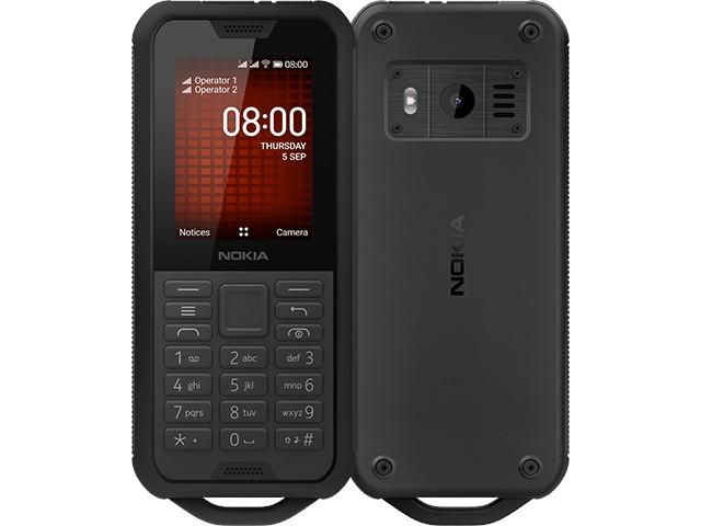 Сотовый телефон Nokia 800 Tough (TA-1186) Black