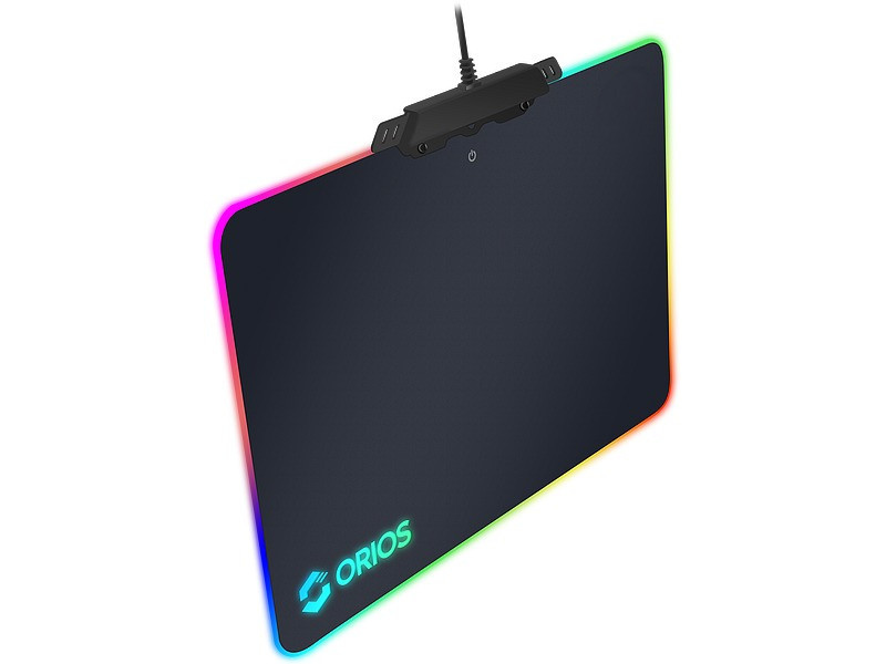Коврик Speed-Link Orios RGB Gaming Mousepad SL-620100-BK