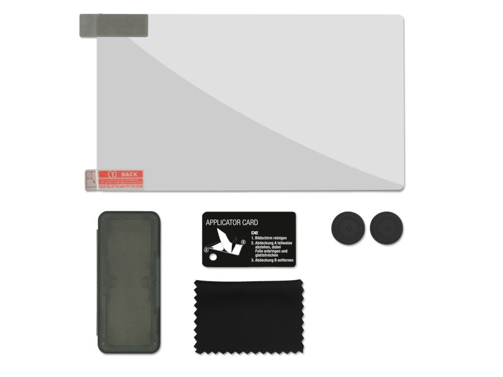 лучшая цена Комплект аксессуаров Speed-Link Starter Kit для Nintendo Switch SL-330601-BK