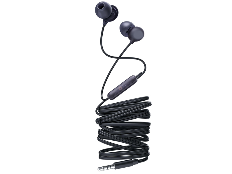 Philips SHE2405BK/00 Black