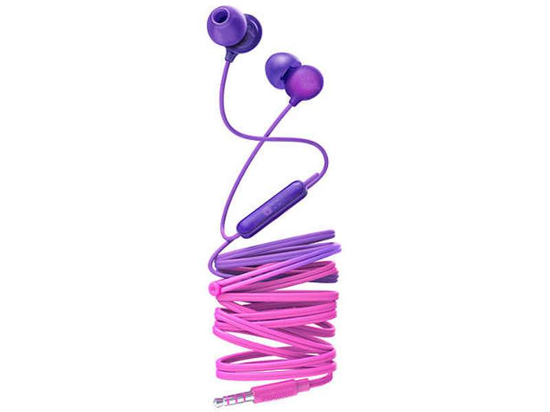 Наушники Philips SHE2405PP/00 Purple