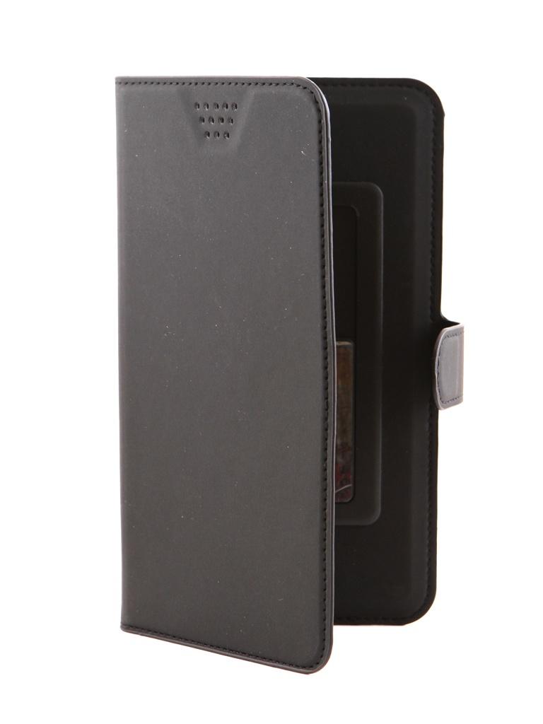 Чехол 6-6.3-inch DF Universal-13 Black