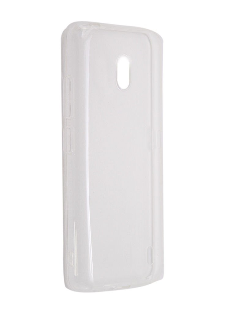 Аксессуар Чехол DF для Nokia 2.2 Silicone Super Slim nkCase-14