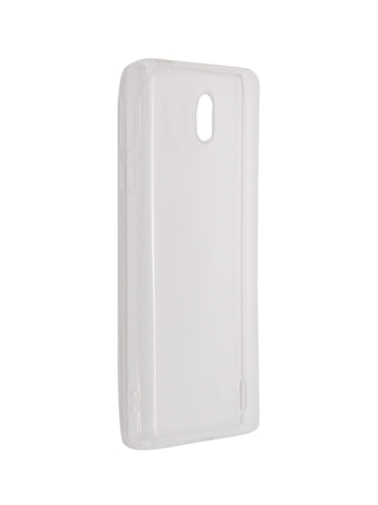 Чехол DF для Nokia 1 Plus Silicone Super Slim nkCase-13