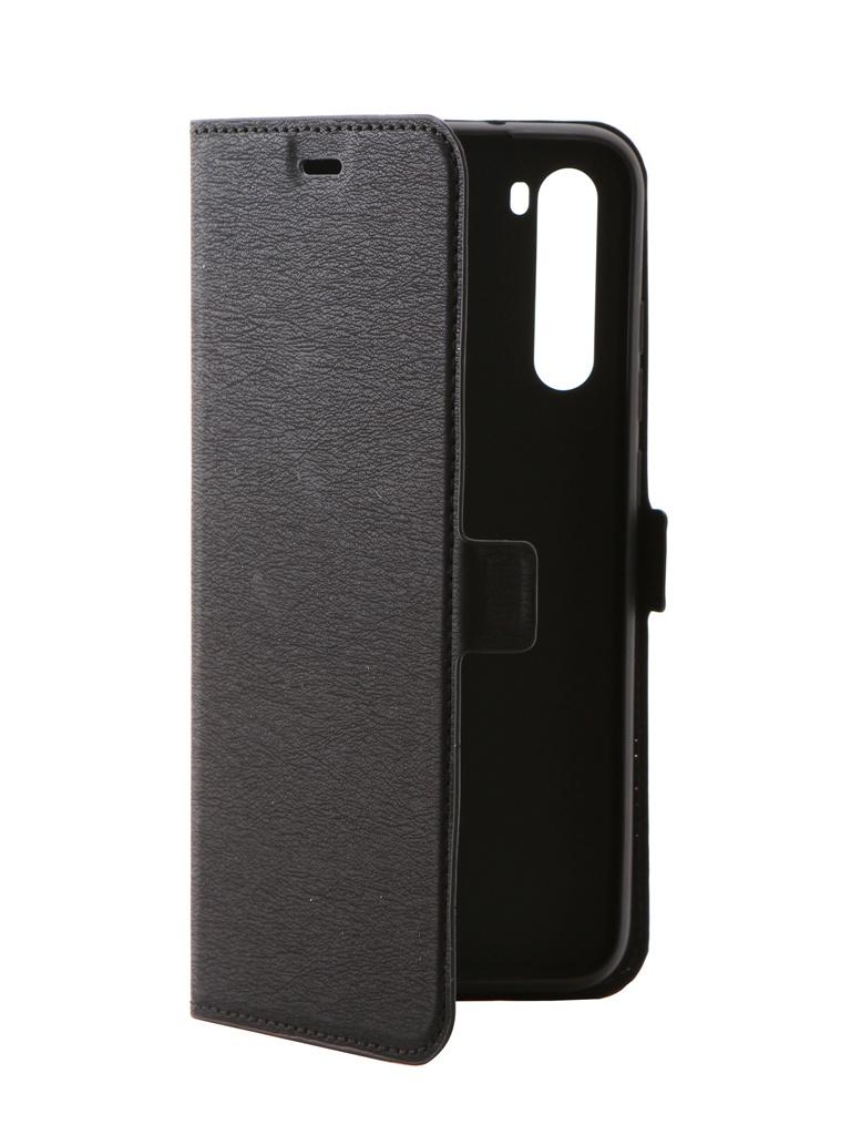 Аксессуар Чехол DF для Xiaomi Redmi Note 8 xiFlip-51 Black