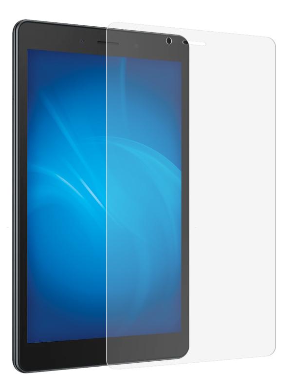 Закаленное стекло DF для Samsung Galaxy Tab A 8.0 2019 SM-T295 LTE sSteel-72