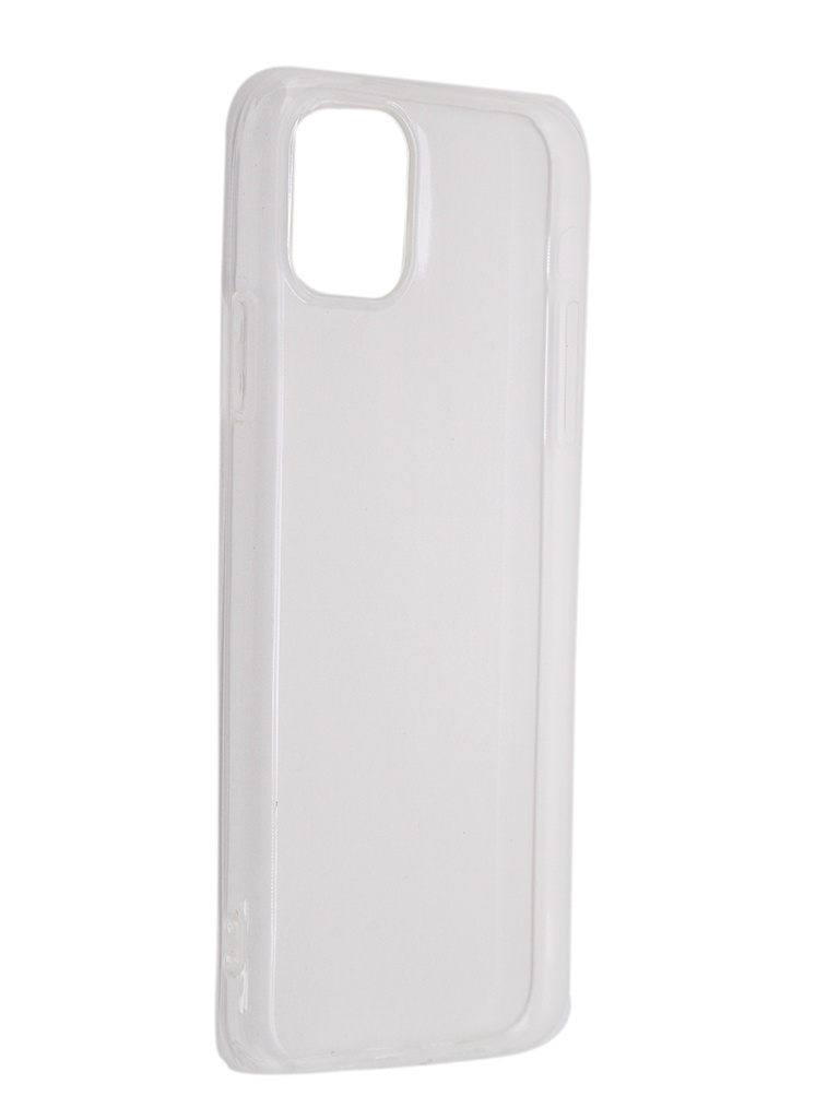 Аксессуар Чехол DF для APPLE iPhone 11 Pro Max Silicone Super Slim iCase-16