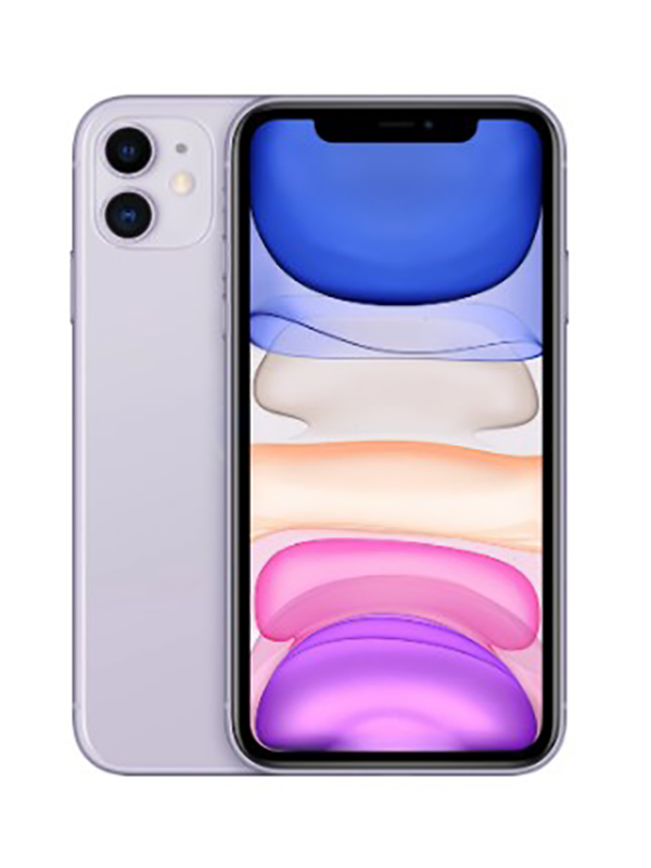 Сотовый телефон APPLE iPhone 11 - 64Gb Purple MWLX2RU/A