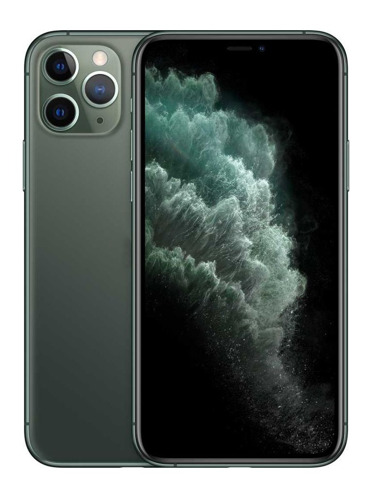 Сотовый телефон APPLE iPhone 11 Pro - 512Gb Midnight Green MWCG2RU/A