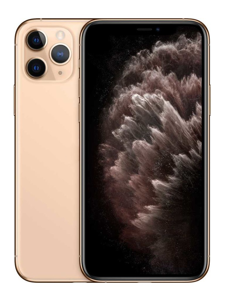 Сотовый телефон APPLE iPhone 11 Pro - 512Gb Gold MWCF2RU/A