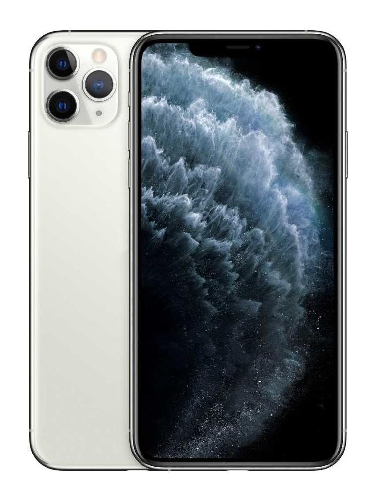Сотовый телефон APPLE iPhone 11 Pro Max - 64Gb Silver MWHF2RU/A сотовый