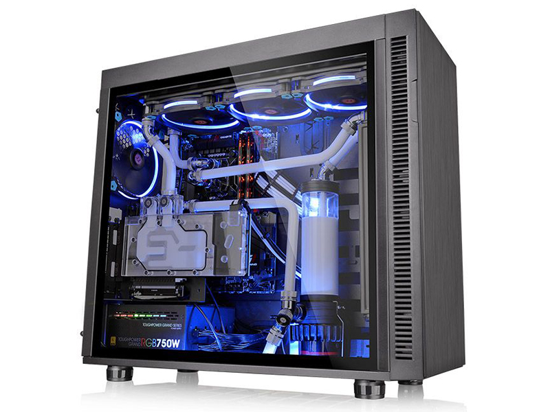 Корпус Thermaltake Suppressor F51 Tempered Glass Edition CA-1E1-00M1WN-03