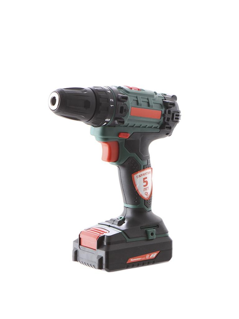 Электроинструмент Hammer Flex ACD140Li