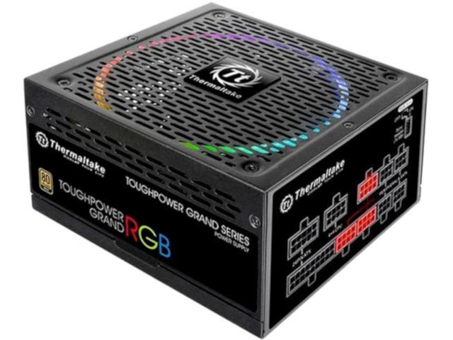 Блок питания Thermaltake Toughpower Grand RGB Sync Edition 80+ Gold 850W PS-TPG-0850FPCGEU-S