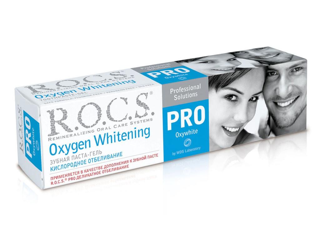Зубная паста R.O.C.S. PRO Кислородное Отбеливание 60g 03-08-003