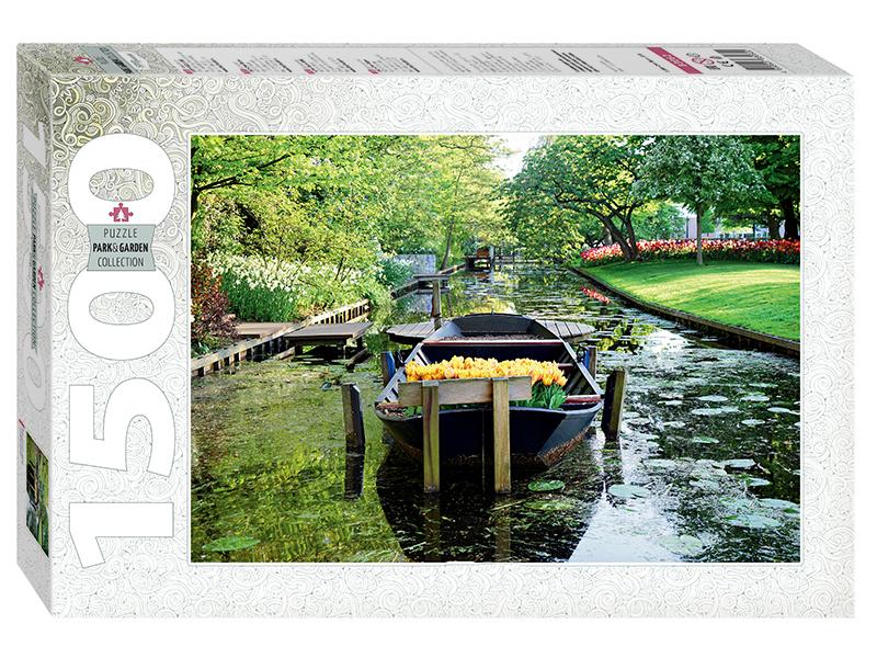Пазл Step Puzzle В весеннем парке 83062 цена в Москве и Питере