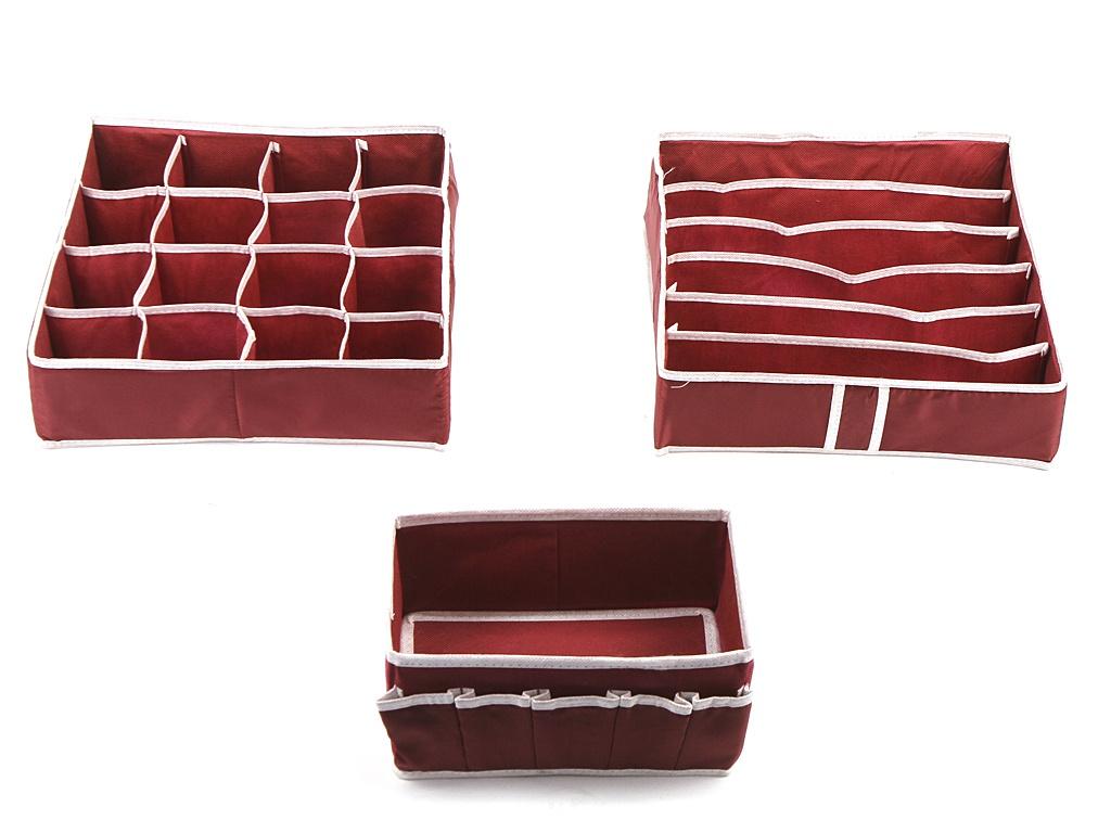 Комплект из трех предметов Cofret Red Rose